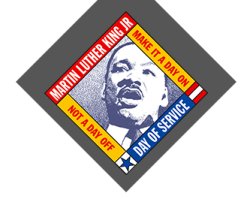 Martin Luther King Day of Service - 2019