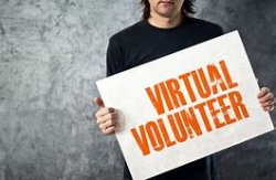 Virtual Volunteers