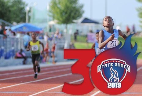 Sunflower State Games Track & Field