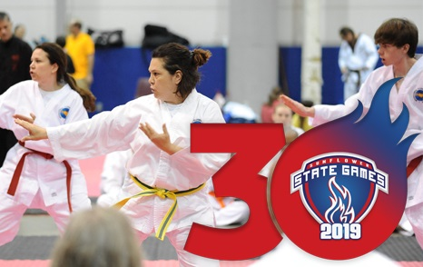 Sunflower State Games Martial Arts