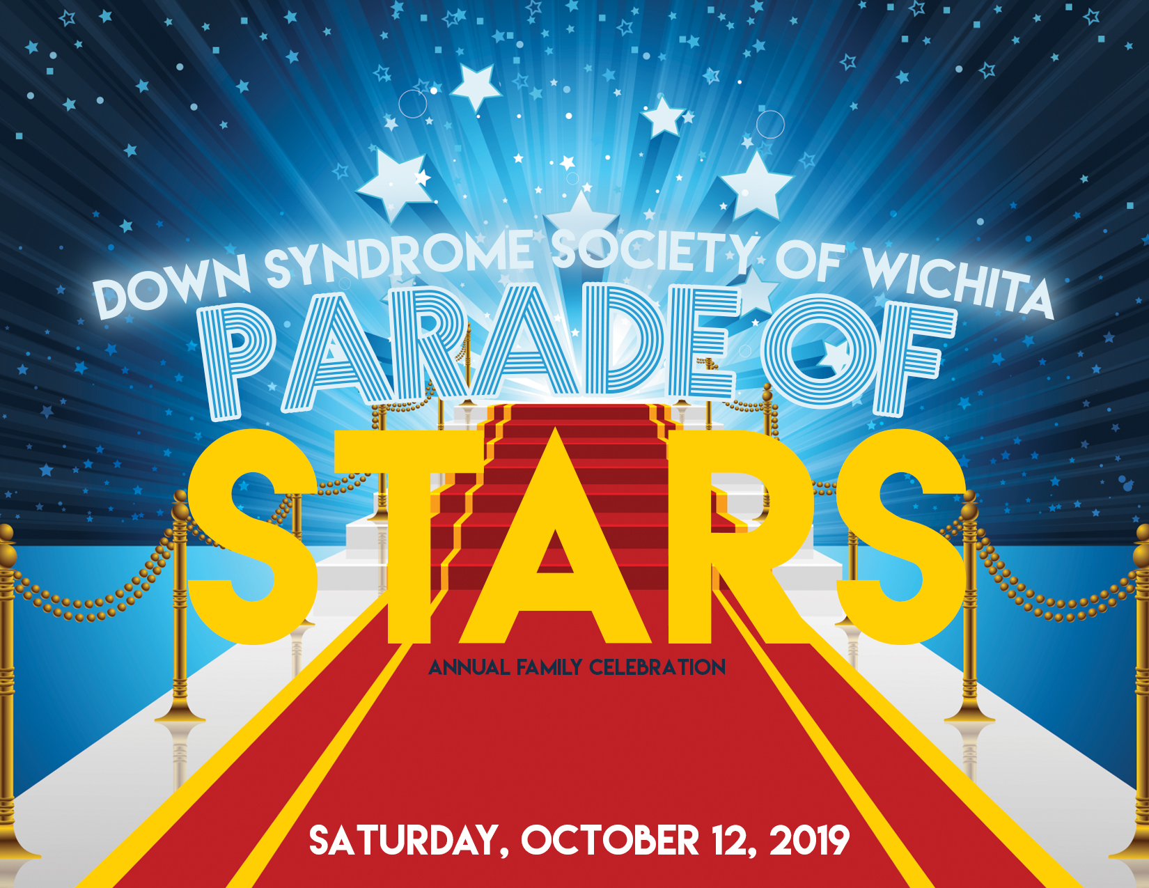 DSSW Annual Walk - Parade of Stars