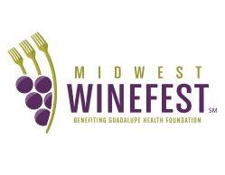 Midwest Winefest - Grand Tasting on April 22nd.  Raises funds for the Guadalupe Health Foundation