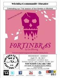 Work Box Office for Show: Fortinbras (current open slots))